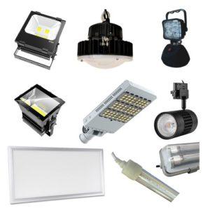 Éclairage LEDS